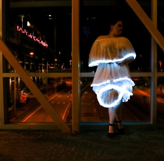 Spatial Dynamics Final: Light Up Dress